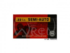GECO 22LR lead round nose Semi Auto 40 gr nr kat. AM0049